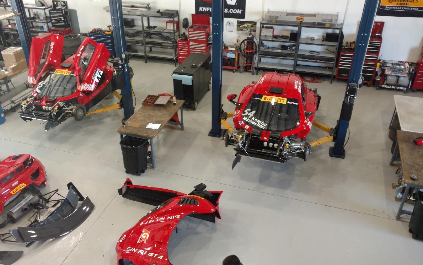 Racers Edge Motorsports shop