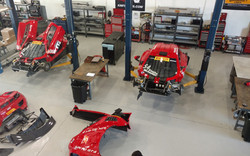 Racers Edge Motorsports shop