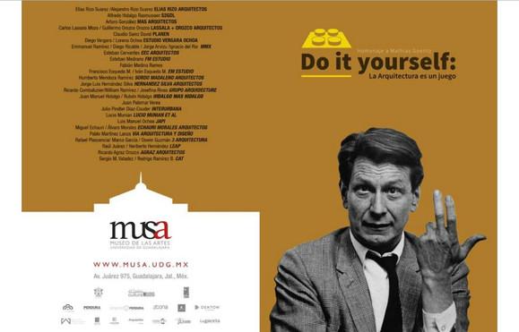 Exposiciones Temporales Do it yourself. La arquitectura es un juego: Homenaje a Mathias Goeritz