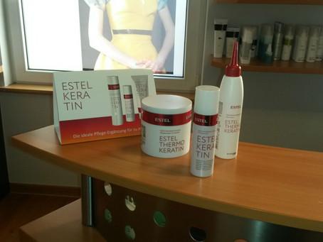 ESTEL THERMOKERATIN & ESTEL KERATIN – Innovative Pflege für strukturgeschädigtes Haar