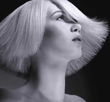 Trend-Haarfarbe 2016 Platinblond