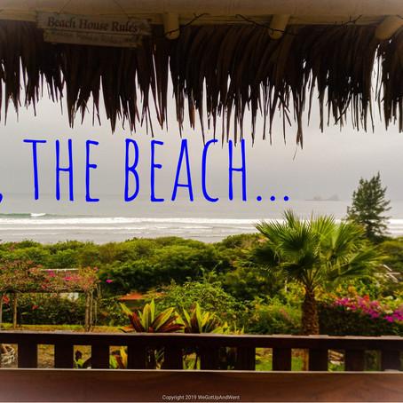Awh the beach!