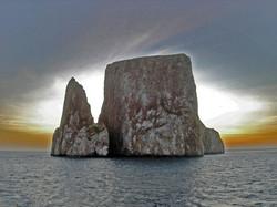 Sunset Rock Galapagos EC