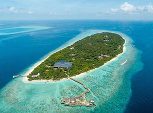 Soneva Fushi, Maldives Islands, Maldives