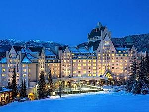 Fairmont Chateau Whistler Hotel, Whistle