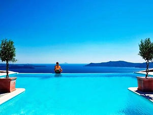 Csky Hotel Santorini, Santorini, Greece