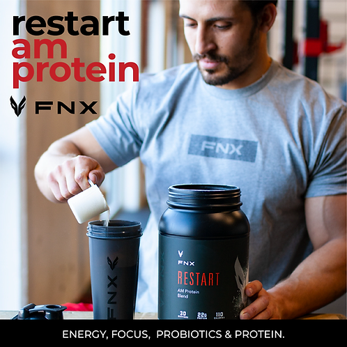 FNX Restart AM Protein Blend