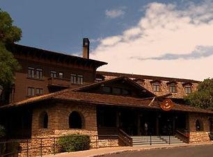 El Tovar Hotel, Grand Canyon Village (AZ
