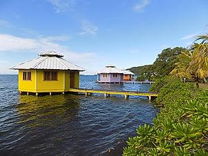 Mango Creek Lodge, Roatan Island, Hondur
