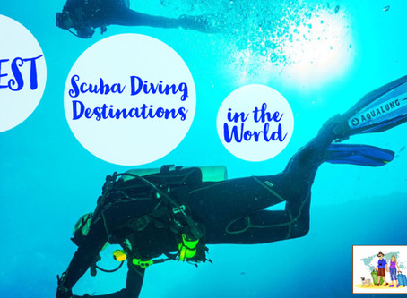 10 Best Scuba Diving Destinations in the World