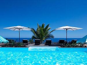 Blue Margouillat Seaview Hotel, Reunion,