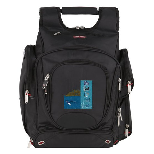 Elleven Checkpoint Friendly Compu Backpack