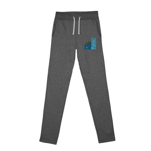 Weatherproof Cross Weave Open Bottom Sweatpants