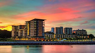 Darwin Waterfront Luxury Suites, Darwin,