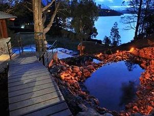 Charming Luxury Lodge & Private Spa, San