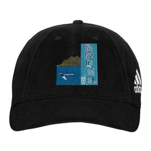 Adidas Unstructured Cresting Cap