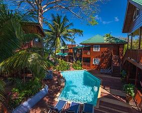 Blue Bahia Resort, Roatan Island, Hondur
