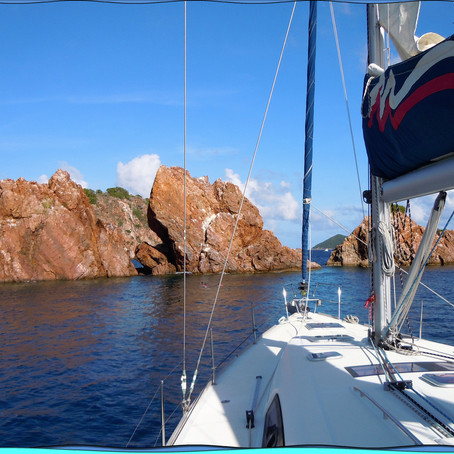 Sweet Sailing in the BVI