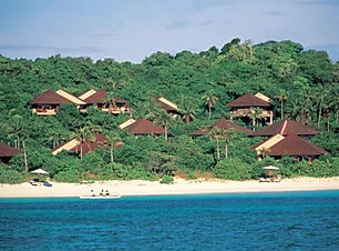 Amanpulo, Pamalican Island, Philippines