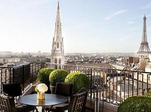 Four Seasons Hotel George V Paris, Paris
