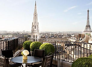 Four Seasons Hotel George V Paris, Paris