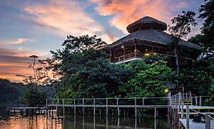 La Selva Amazon Ecolodge & Spa, Cuyabeno