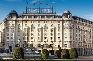 The Westin Palace, Madrid, Madrid, Spain