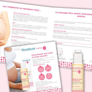 Leaflet Jeune maman