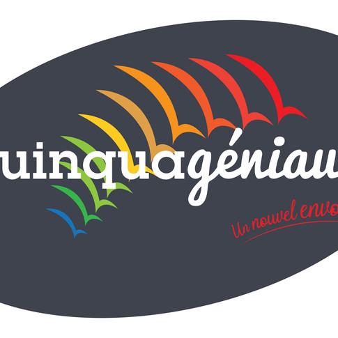 Logo Quinquagéniaux
