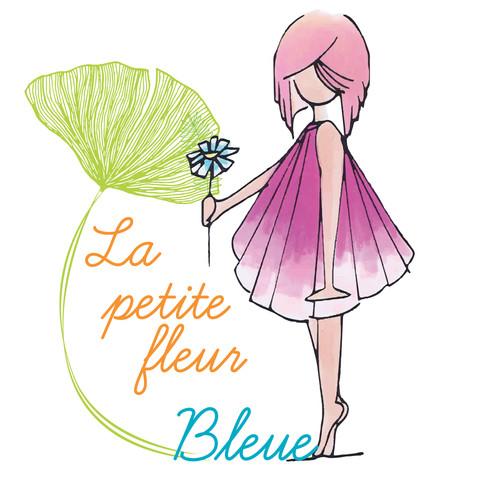 Logo pour une fleuriste