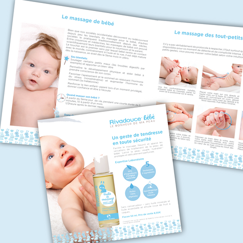 Leaflet bébé
