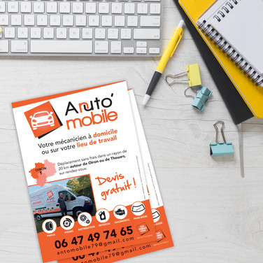 Flyer Garage Automobile