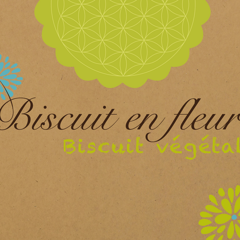 Biscuit en Fleur