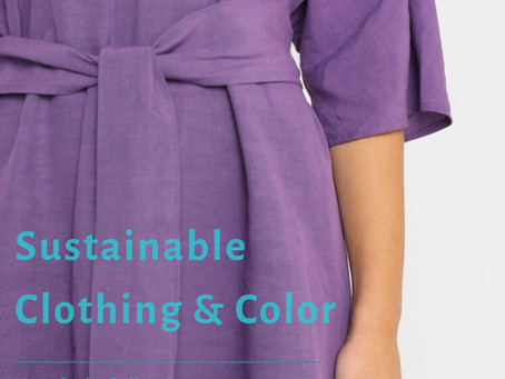 Sustainable color & clothing