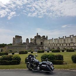 France Moto Road Trip - La route du Champagne