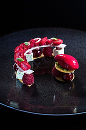 L'Assiette Champenoise in Reims Food Chef Arnaud Lallemand