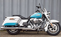 France Moto Road Trip - Harley Davidson Road King