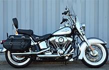 France Moto Road Trip - Harley Davidson Heritage Softail