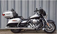 France Moto Road Trip -  Harley Davidson Electra Glide