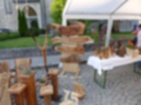 Diverse Holzarbeiten