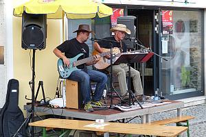 Bühne 1: Marktplatz