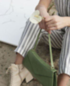 Nude Ethics illustrative organic collection and linen jumpsuits - Nude Ethics Blog