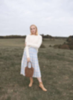 Nude Ethics Sustainable & Ethical Autumn/Winter 2018 Organic and Vintage Collection - Eco Blog