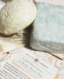 Soap Bars - Shampoo, Body & Face - Naural Wisdom - Nude Ethics Eco Blog