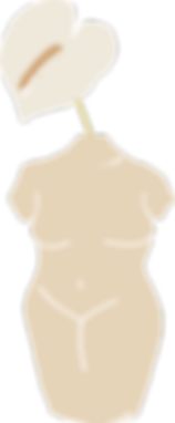 Nude Ethics Illustrative Organic Ethical Clothing Store - Nude Ethics Vase Illustration
