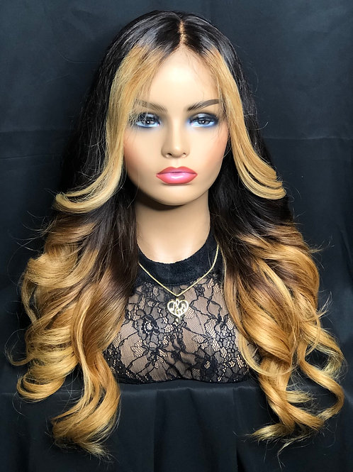 Pillow Talk - Blonde Lace Front Wig