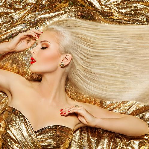 Glamorous Life- Straight Indian Blonde
