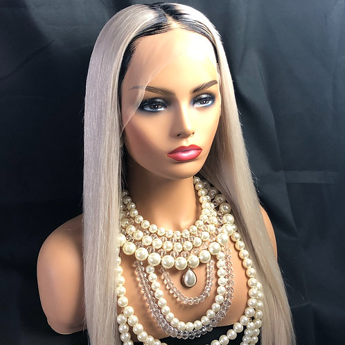 Dirty Diana -Ash Blonde Full Lace Wig