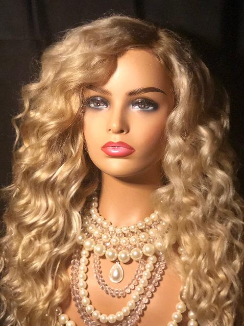 Crazy in Love Lace closure wig
