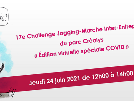 Jogging ELA - Challenge Créalys